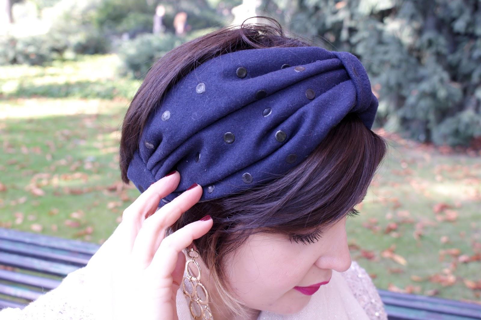 Porter un Headband sur Cheveux Courts