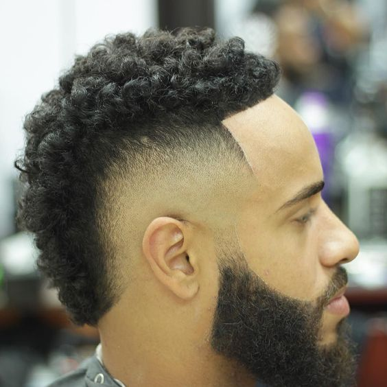 Corte De Pelo Hombre Afro Frizura Blogs Wallpaper