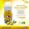 Kapsul Herbal Minyak Zaitun Extra Virgin Asli Yaman+