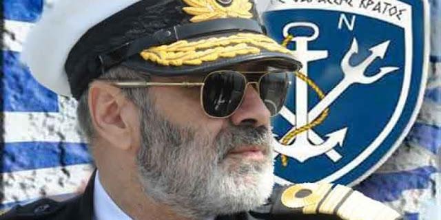 Nαύαρχος ε.α. Χρηστίδης : «Έχουμε πυραύλους να βυθίσουμε 2 φορές τον τουρκικό στόλο» (!)