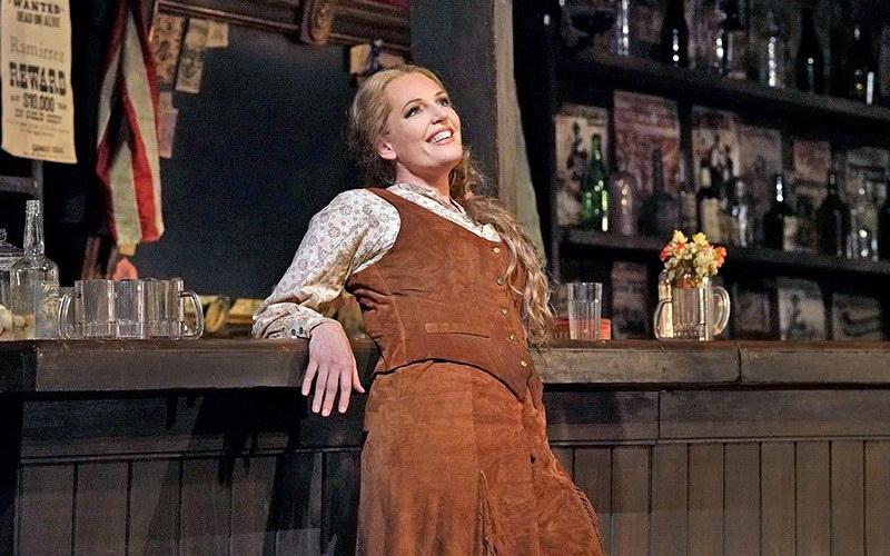 Προβολή της όπερας του Πουτσίνι «To Κορίτσι της Δύσης» στο Δημοτικό Θέατρο Αλεξανδρούπολης