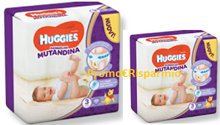 Logo Huggies : richiedi gratis campione omaggio Mutandina Huggies Bebè