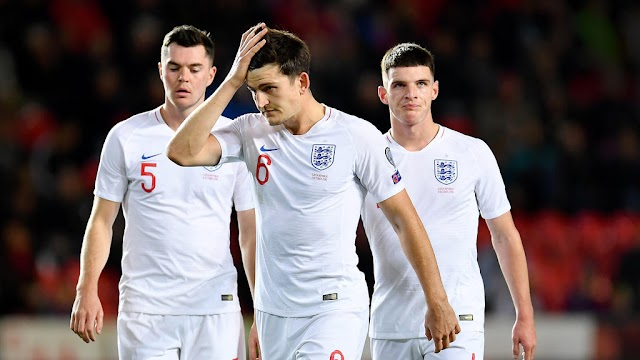 Czech Republic Humiliate The English National Team By Defeating Them 2-1