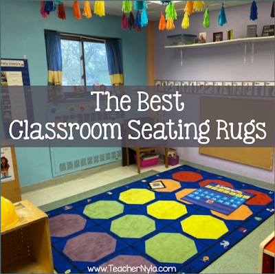 The Best Classroom Seating Carpets