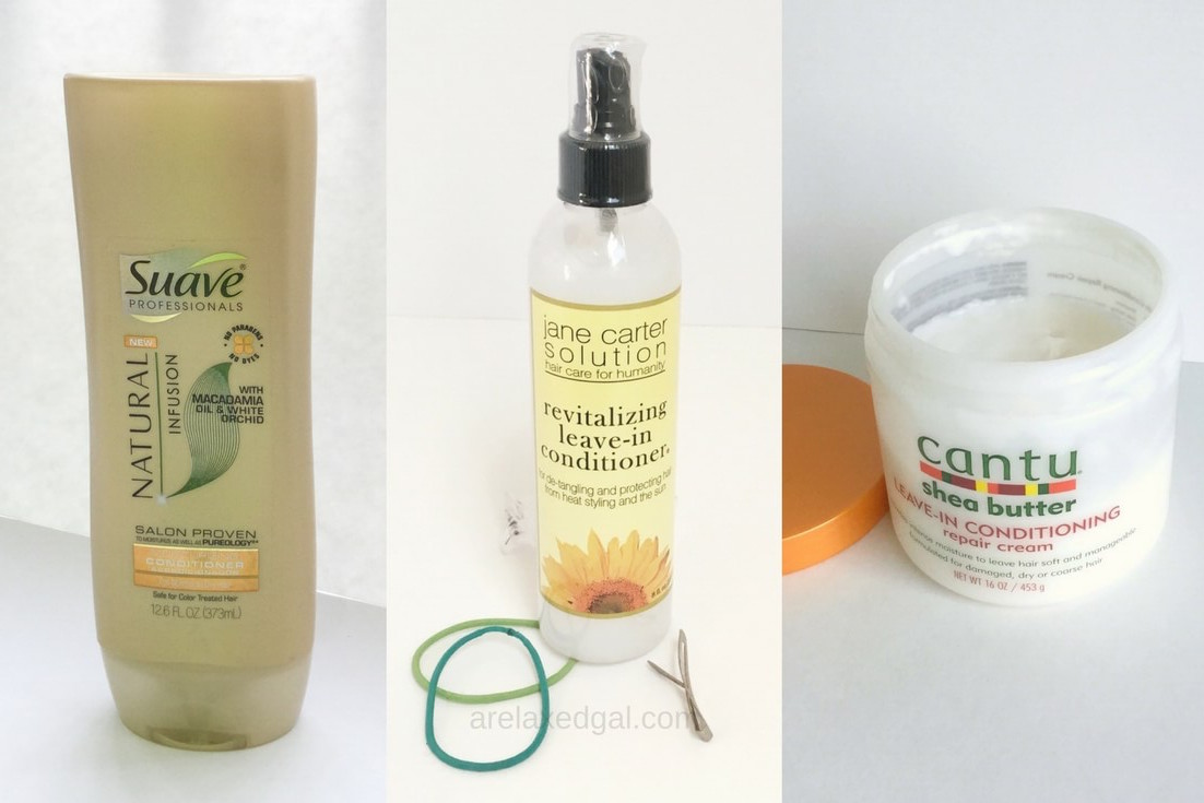 The basics for moisturizing your hair | arelaxedgal.com