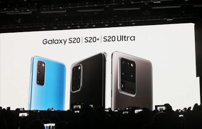 Samsung Galaxy S20-TuParadaDigital
