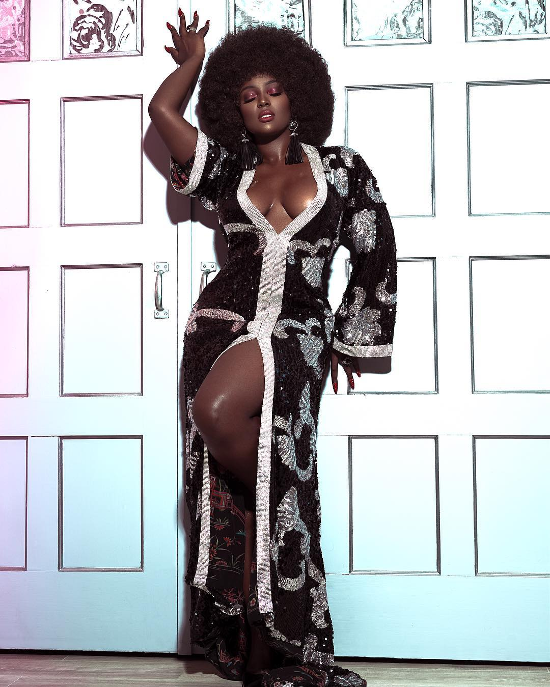 Beautiful Classic Black Women