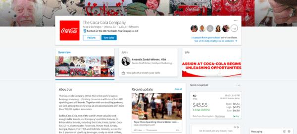 Tính nhất quán của thương hiệu CocaCola trong truyền thông (Ảnh: Internet)