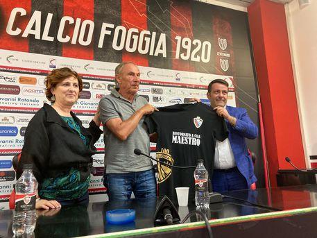 Zeman sarà il nuovo allenatore del Foggia
