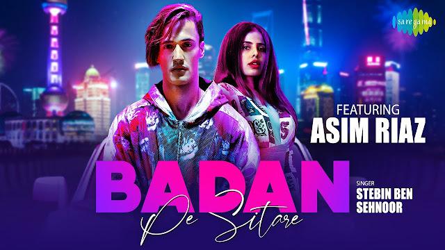 Badan Pe Sitare Lyrics In English - Stebin Ben - VivaLyrics.com
