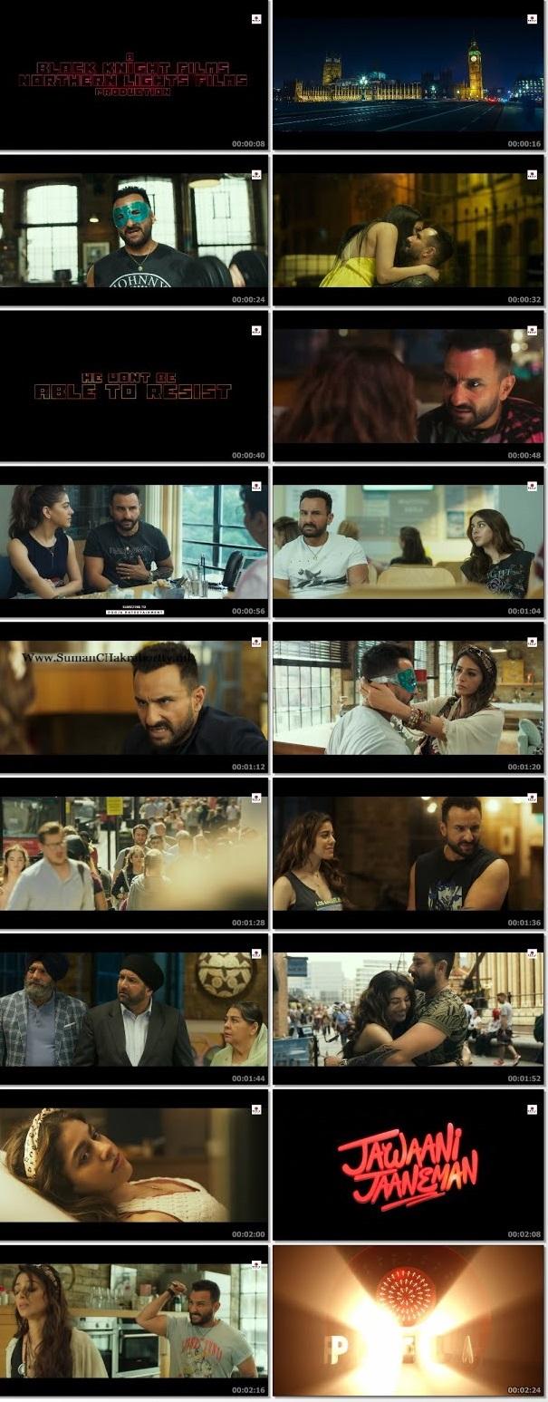 Download Jawaani Jaaneman (2020) Hindi Movie 720p [1.1GB]