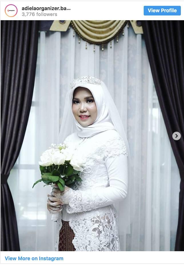 poto pengantin wanita