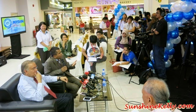 Touch N Go Now at Mydin, Touch N Go, Mydin Mall, Mydin, press conference