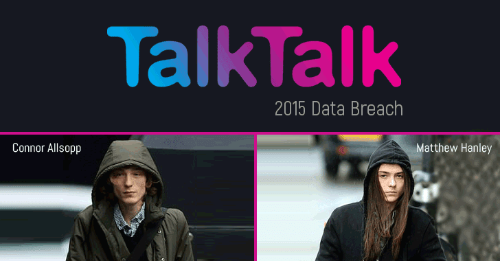 Two TalkTalk hackers jailed for 2015 data breach that cost it £77 million