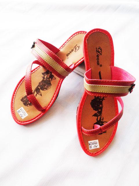 distributor teenama sandal Garniss Mirah