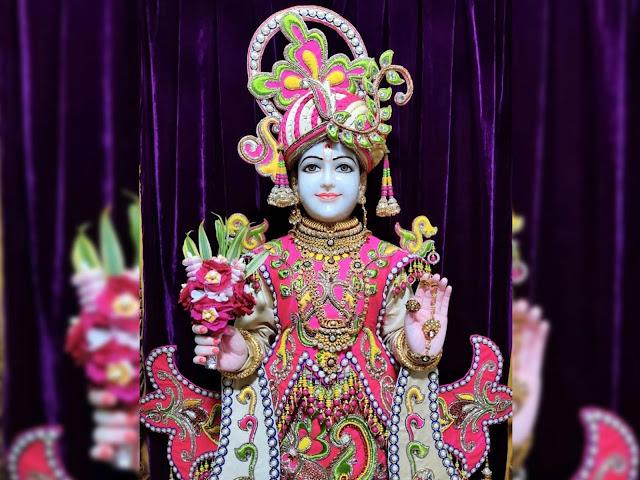 Swaminarayan Photo Wallpaper