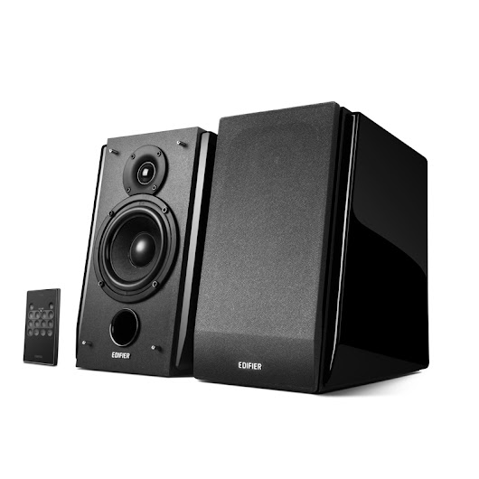 Edifier Bookshelf speaker review ~ Android Coliseum