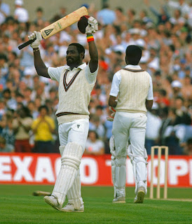 Viv Richards 189* - England vs West Indies 1st ODI 1984 Highlights