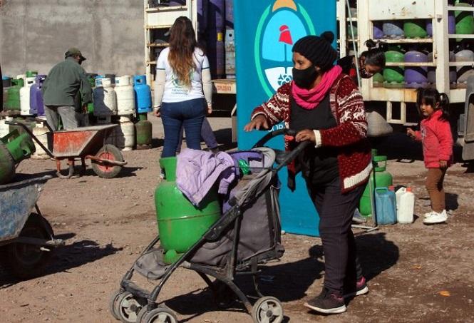 Garrafa accesible: El martes continuarán los operativos en San Rafael