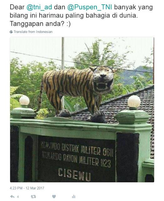 Sempat Menjadi Hiburan Netizen