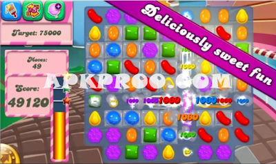 Download Game Candy Crush Saga Unlocked All Level