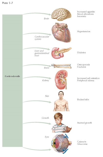 ADVERSE EFFECTS OF CORTICOSTEROIDS
