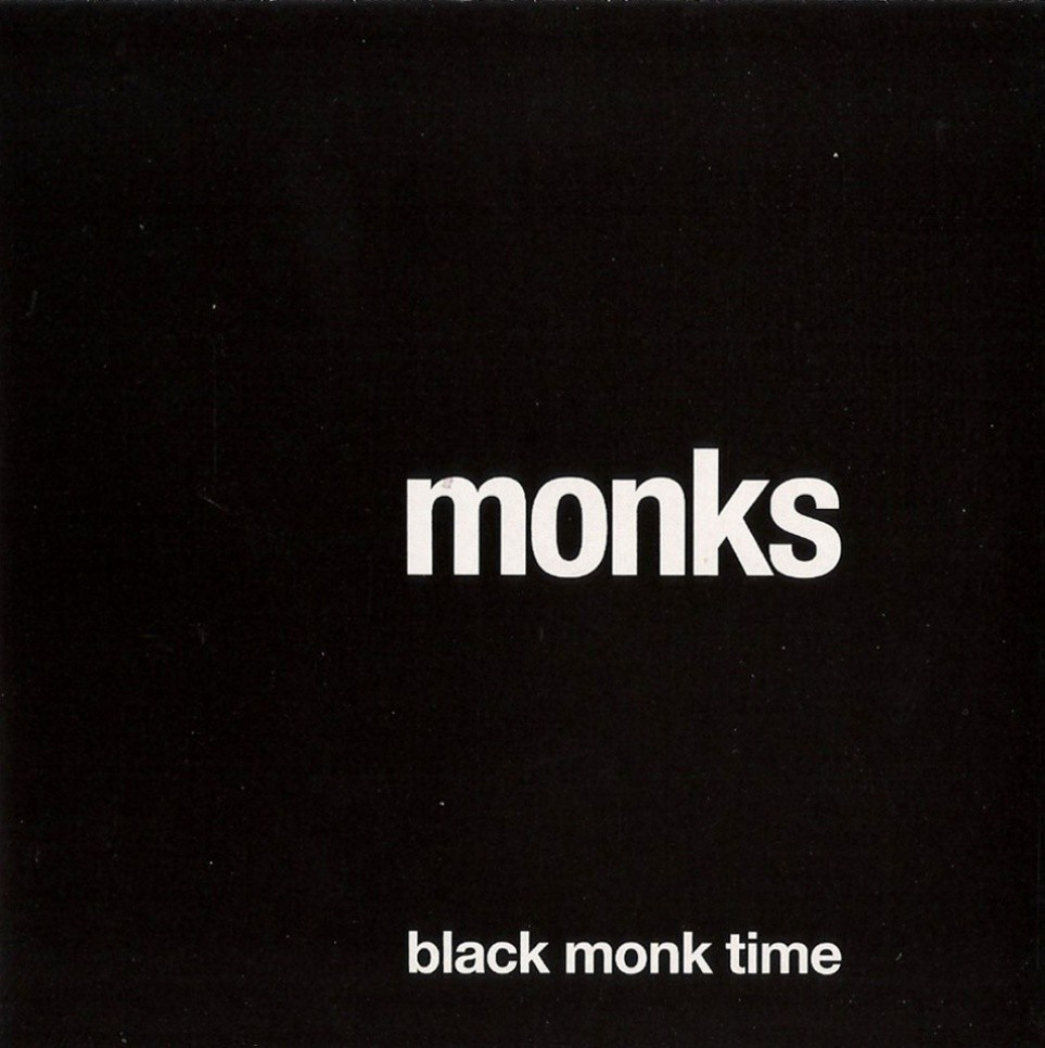 The Black Time Monk Monks 28
