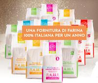 Logo Concorso ''Vinci con Oasi Rachello'': gratis in palio forniture di Farina e non solo