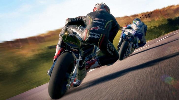 TT Isle of Man Ride on the Edge 2 Story