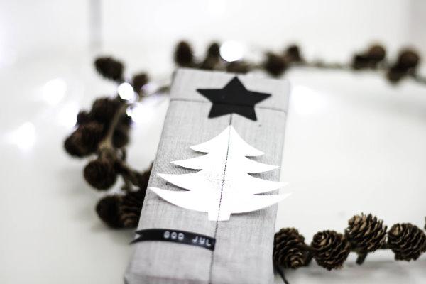 Kreative Geschenkverpackungen aus Stoffresten