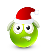 Best Christmas Smiley Icons