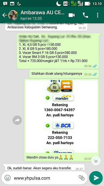 Pengirimanke Ambarawa Semarang