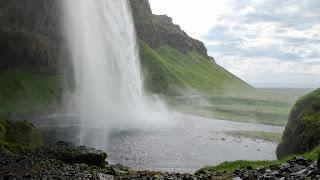 Iceland Golden Circle waterfall