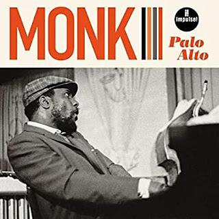 Monk album cover
