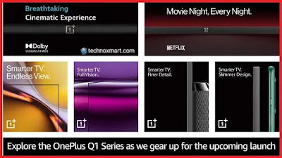 OnePlus Upcoming TV Series Is Said To Have Three Variants, Prices Also Reveals