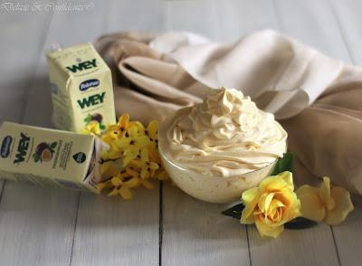 crema al latte e frutta
