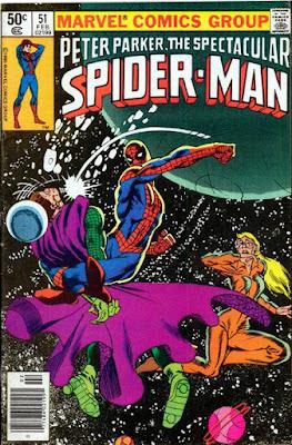Spectacular Spider-Man #51, Mysterio