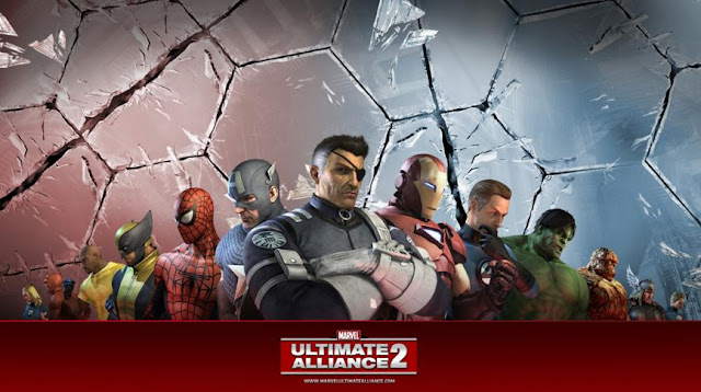 Marvel Ultimate Alliance 2 PSP Download