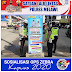 Satlantas Polres Melawi Gelar Operasi Zebra Kapuas 2020