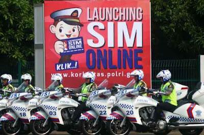 Tata Cara Membuat Dan Memperpanjang SIM Online