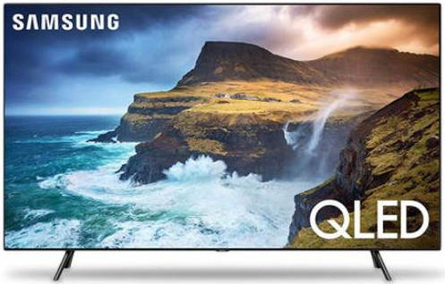 Enter for Your Chance to Win Samsung's Q70 Series Ultra HD Smart TV