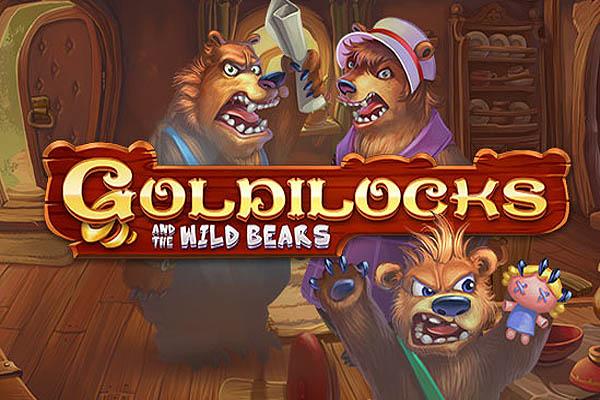 Main Gratis Slot Goldilocks and the Wild Bears (Quickspin)