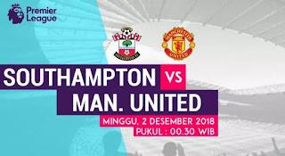 Daftar 22 Pemain Manchester United kontra Southampton