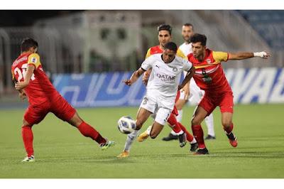ملخص هدف فوز السد علي فولاد الايراني (1-0) دوري ابطال اسيا