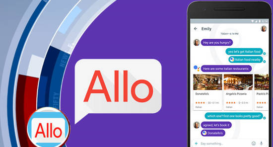google allo app tamil
