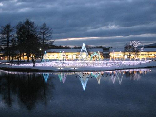 クリスマス 軽井沢