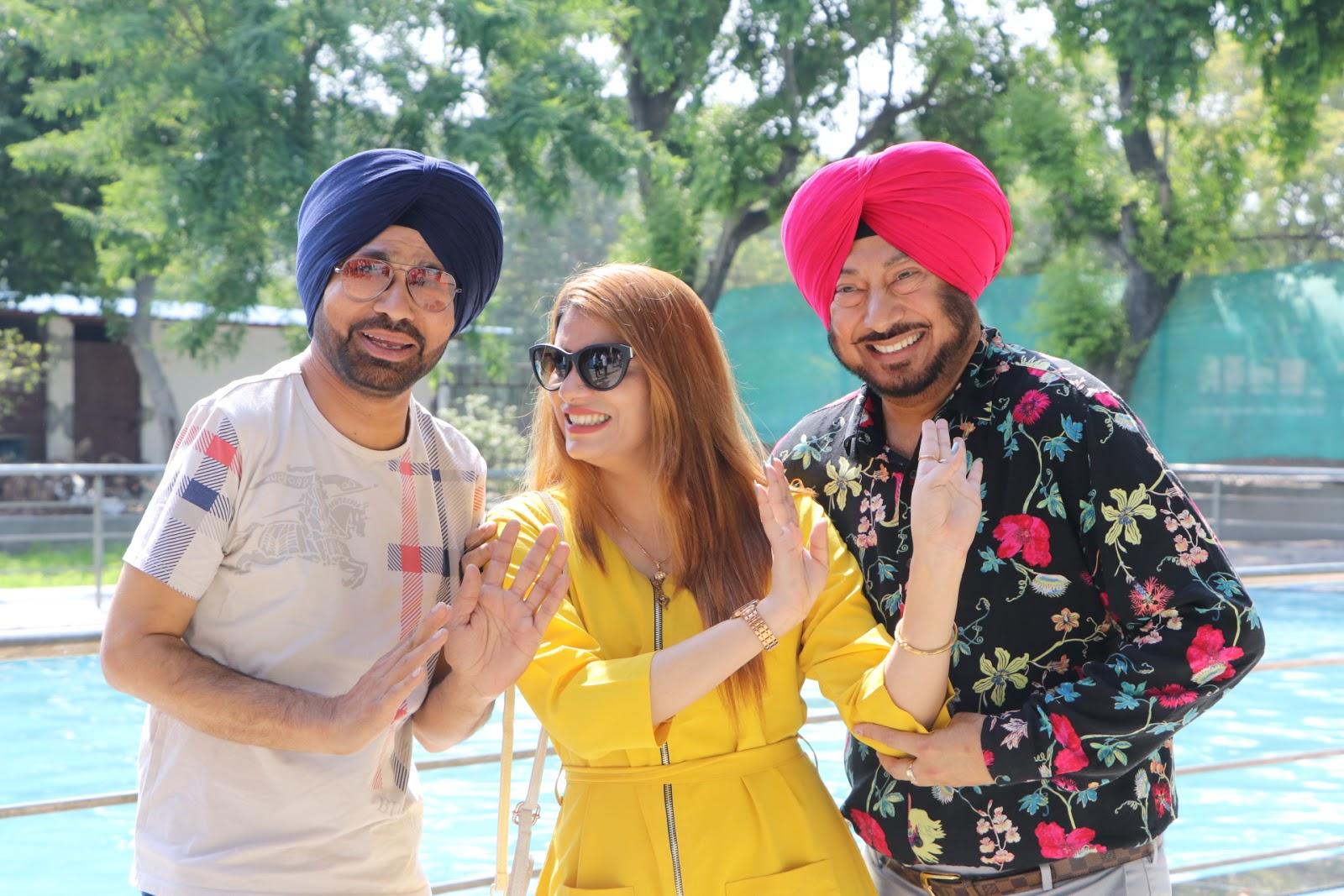 Jind Jaan (2019) Punjabi
