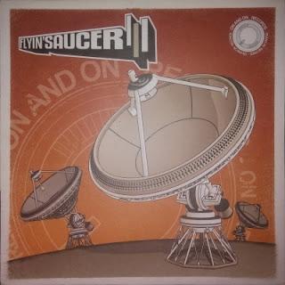C2C – Flyin' Saucer Breaks 3 (2003) [Vinyl] [FLAC] [24-96]