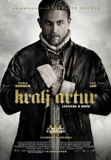 Kralj Arthur: Legenda o maču - King Arthur: Legend of the Sword 2017 Radnja Filma