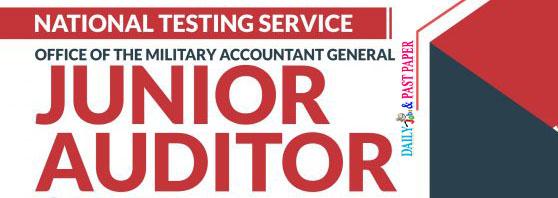 Junior Auditor Past Papers Important MCQs